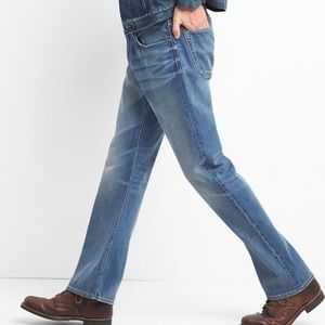 Gap Men's Bootcut Jean